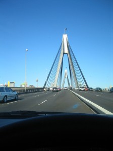 Anzac Bridge 1