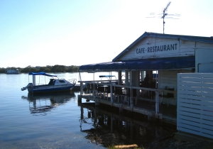 Boatshed cafe a