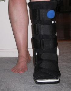 New boot...