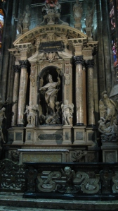 Inside milan cathedral 3