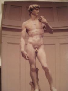 Postcard David