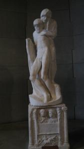 Castello - Pieta Rondanini - Michelangelo