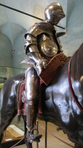Castello - armour display