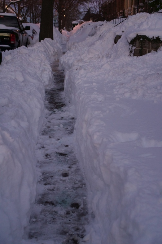 footpath