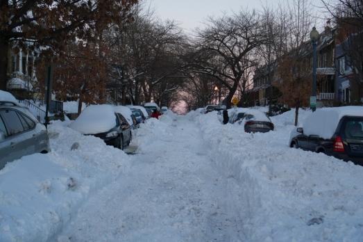 plowed!